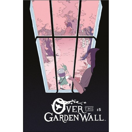OVER THE GARDEN WALL N° 5-A