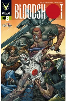BLOODSHOT N° 8