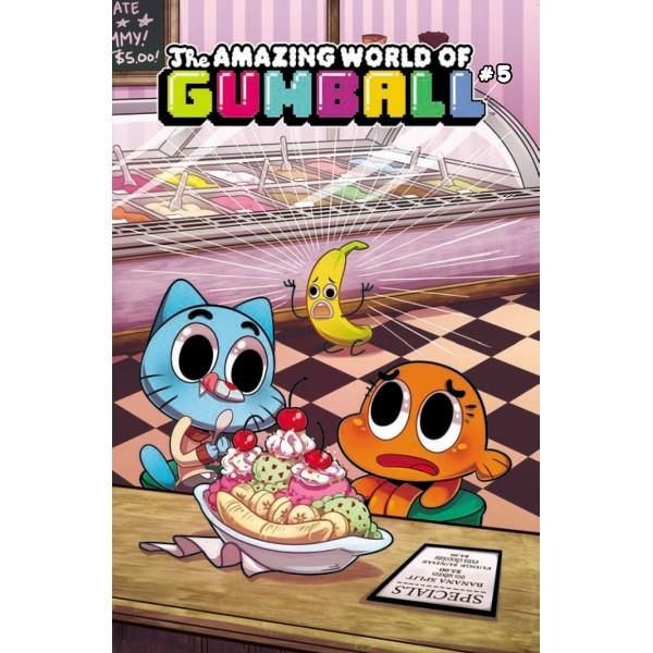 BLOODSHOT N° 8