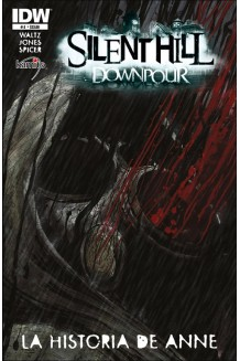 SILENT HILL DOWNPOUR N° 4-A