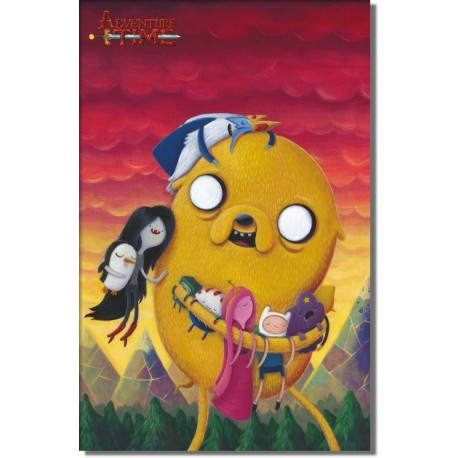 ADVENTURE TIME N° 37-A