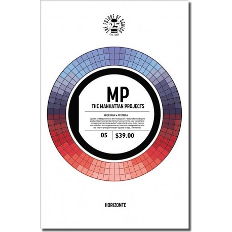 THE MANHATTAN PROJECTS N° 5