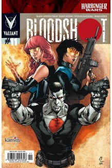 BLOODSHOT N° 11