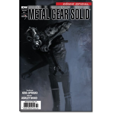 METAL GEAR SOLID N° 7