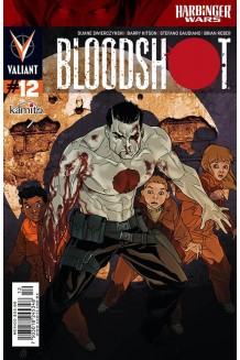 BLOODSHOT N° 12