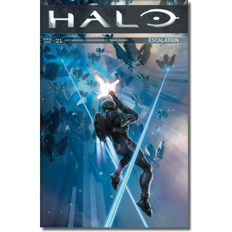 HALO ESCALATION N° 21