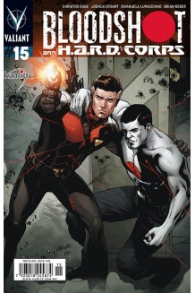 BLOODSHOT N° 15