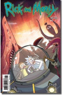 RICK AND MORTY N° 1