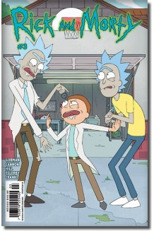 RICK AND MORTY N° 3