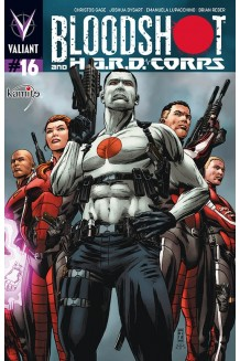BLOODSHOT N° 16