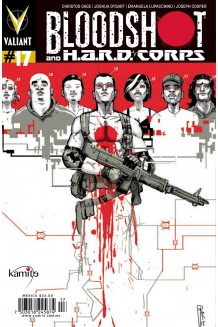 BLOODSHOT N° 17