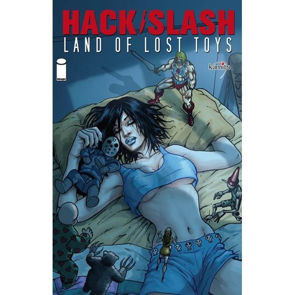 BLOODSHOT N° 17