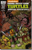 TEENAGE MUTANT NINJA TURTLES AMAZING ADVENTURES N° 4