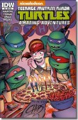 TEENAGE MUTANT NINJA TURTLES AMAZING ADVENTURES N° 4-B