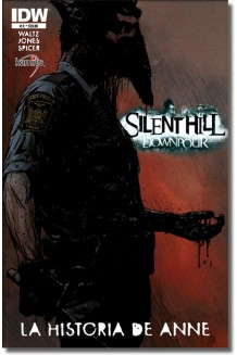 SILENT HILL DOWNPOUR N° 3