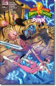 MIGHTY MORPHIN POWER RANGERS: PINK N° 4-A