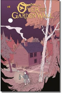 OVER THE GARDEN WALL ONGOING N° 6-A