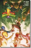 MIGHTY MORPHIN POWER RANGERS N° 5