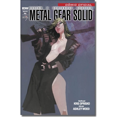 METAL GEAR SOLID N° 8