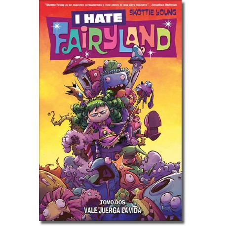 I HATE FAIRYLAND TOMO N° 2-A