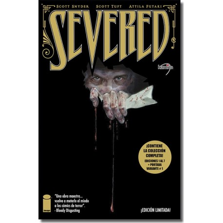 PAQUETE SEVERED