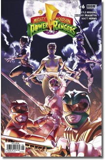 MIGHTY MORPHIN POWER RANGERS N° 6-A