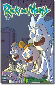 RICK AND MORTY N° 6