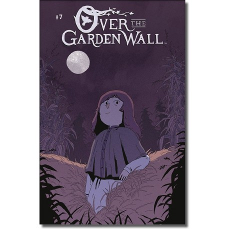 OVER THE GARDEN WALL ONGOING N° 7-A