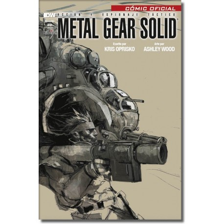 METAL GEAR SOLID N° 9