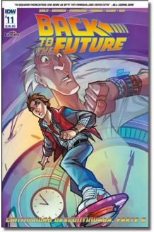BACK TO THE FUTURE N° 11-A