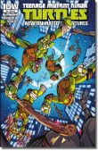 TEENAGE MUTANT NINJA TURTLES A NEW ANIMATED  ADVENTURES N° 4-B