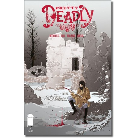PRETTY DEADLY N° 9