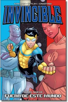INVINCIBLE TOMO N° 9
