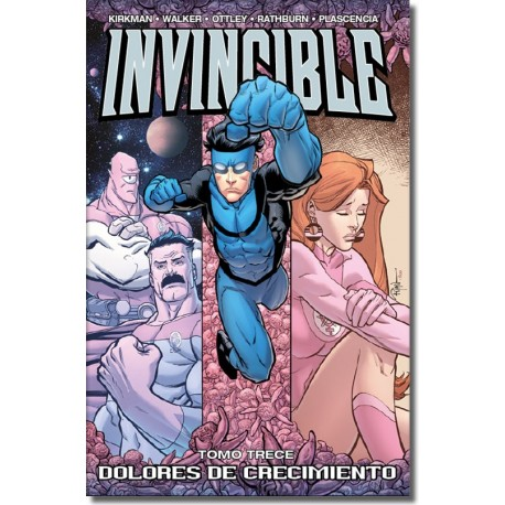 INVINCIBLE TOMO N° 13