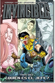 INVINCIBLE TOMO N° 10