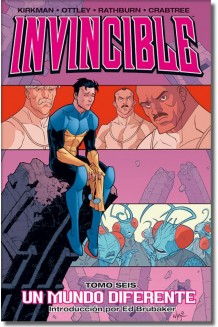 INVINCIBLE TOMO N° 6