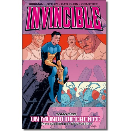 INVINCIBLE TOMO N°6