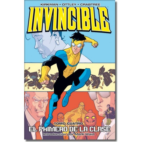INVINCIBLE TOMO N°4