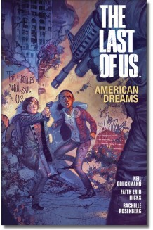 THE LAST OF US NOVELA ÚNICA