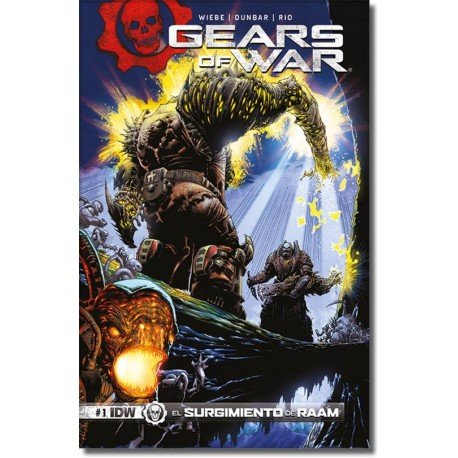 GEARS OF WAR  N° 1-D