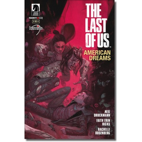 THE LAST OF US N°3