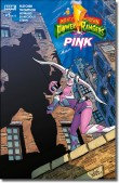 MIGHTY MORPHIN POWER RANGERS: PINK N° 5