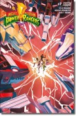 MIGHTY MORPHIN POWER RANGERS N° 7-A