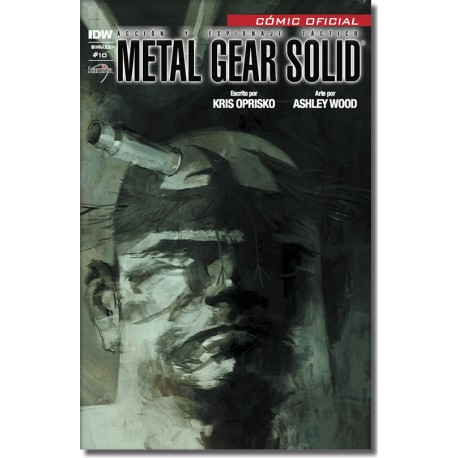 METAL GEAR SOLID N° 10