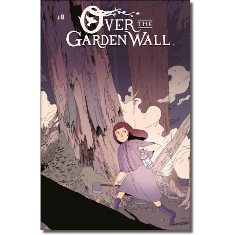 OVER THE GARDEN WALL ONGOING N° 8-A