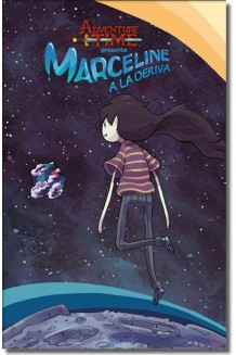 ADVENTURE TIME MARCELINE A LA DERIVA N° 1