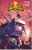 MIGHTY MORPHIN POWER RANGERS N° 8-A