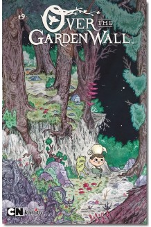 OVER THE GARDEN WALL ONGOING N° 9-A
