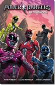 POWER RANGERS AFTERSHOCK (T1-B)