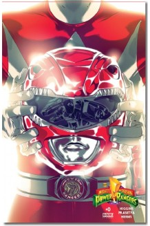 POWER RANGERS RED N° 0-A